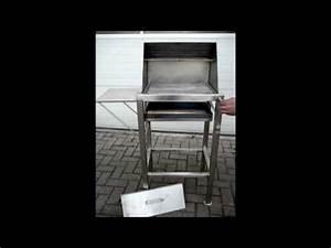 Grill Aus Edelstahl Selber Bauen : edelstahlgrill ein echter m nner grill youtube ~ Markanthonyermac.com Haus und Dekorationen
