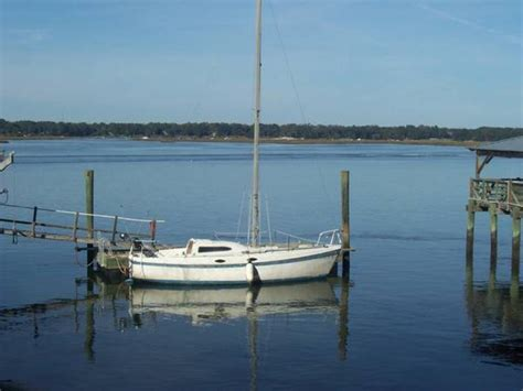 Craigslist Boats Hilton Head Sc by 1972 Columbia 26 Sailboat For Sale In South Carolina