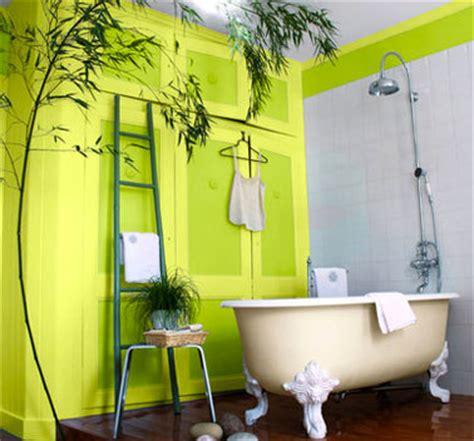 quelle peinture pour repeindre la salle de bain d 233 co cool