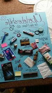 Geschenk Für Beste Freundin Selbstgemacht : 18 geburtstag geschenk selbstgemacht geschenke zur geburt pinterest 18 geburtstag ~ Markanthonyermac.com Haus und Dekorationen