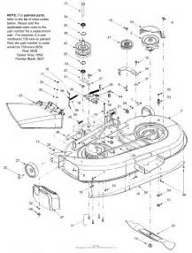 troy bilt 13at609g766 bronco 2004 parts diagram