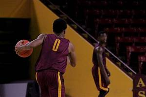 ASU Men's Basketball: Freshman Tra Holder ready to take on ...