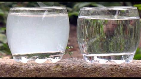 comment supprimer le chlore de l eau du robinet