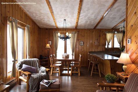 cottage rental qu 233 bec laurentides val david chalets chanteclair 3 bedroom id 2544