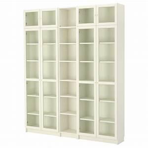 Ikea Billy Vitrine : billy oxberg bookcase white makeover ideas pinterest bibliotheque chene biblioth que ~ Markanthonyermac.com Haus und Dekorationen