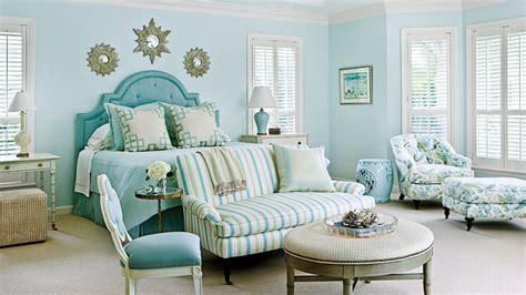 Ideas For Blue Bedrooms-coastal Living