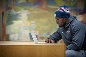 Student-Athlete Strong: Nnamdi Amilo - UConn Today