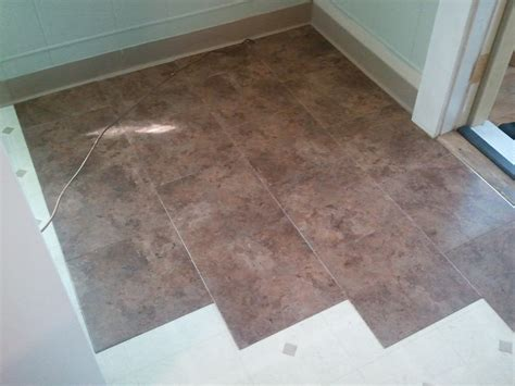 Home Tiles : Self Adhesive Tile Flooring