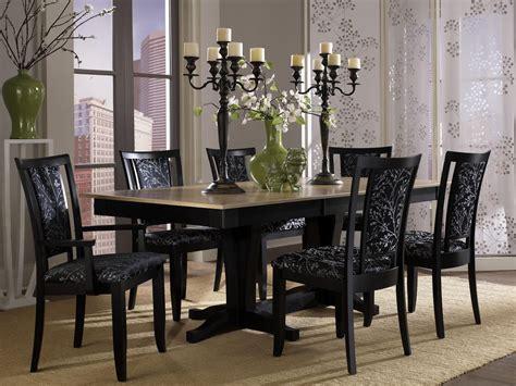 Attachment Black Kitchen Table Set (719)  Diabelcissokho