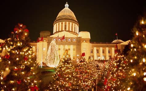 The Best Christmas Light Displays In Every State