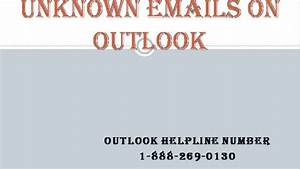 how to block all unknown emails on outlook