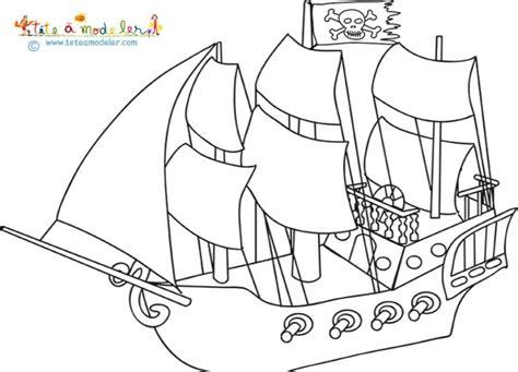 Dessin Animé Bateau Pirate by Nos Jeux De Coloriage Pirate 224 Imprimer Gratuit Page 5 Of 17