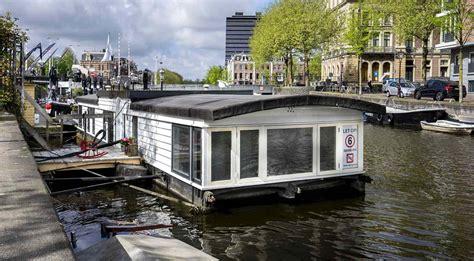 Ligplaats Kopen Amsterdam by Mauritskade 1 B Te Amsterdam 183 Woonboot Te Koop 183 Woonboot