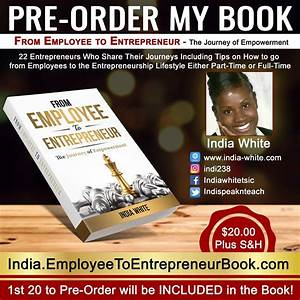 It's OFFICIAL! Our New Book Launch on Entreprenuership ...