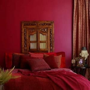 Feng Shui Wandfarben : orientalisches schlafzimmer gestalten wie im m rchen wohnen ~ Markanthonyermac.com Haus und Dekorationen