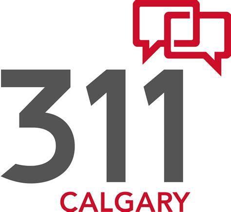 The City Of Calgary  311 Calgary Mobile App