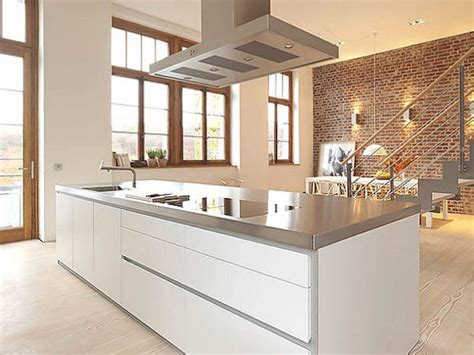 Ideas Of Modern Kitchen Design In Minimalist Style