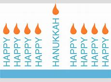 Pages Word Candles Hanukkah Card Template Free iWork