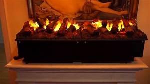 Elektrokamin 3d Flammeneffekt : elektrofeuer e 2850 xxl mit 3d wasserdampf von gebr der garvens youtube ~ Markanthonyermac.com Haus und Dekorationen