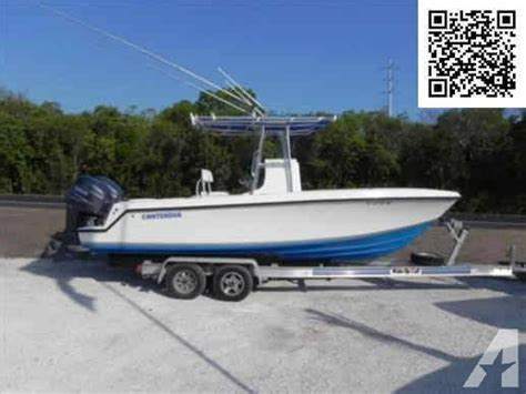 Contender Boats Houston Texas by 2004 Contender 23 Center For Sale In Houston Texas