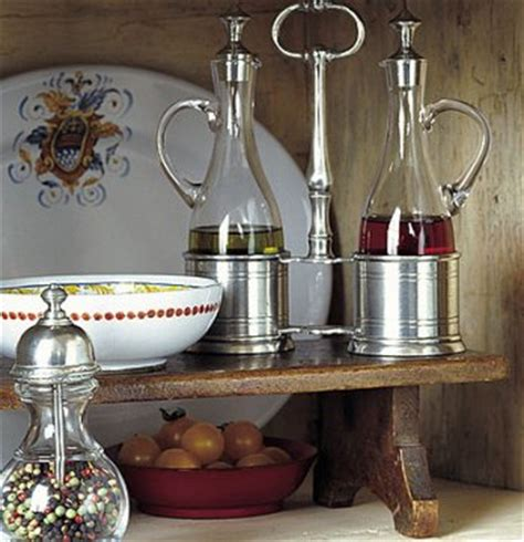 Match Pewter Italian Kitchenware & Pewter Table Accessories