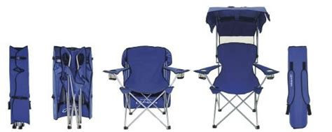 kelsyus original portable canopy chair folding cing