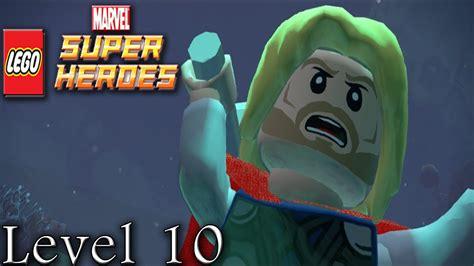 lego marvel superheroes walkthrough level 10 that sinking