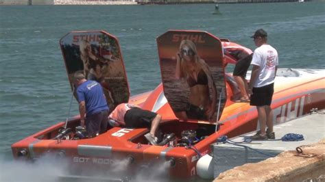Boat Racing Videos by Superboat Space Coast Grand Prix Stihl Offshore Racing
