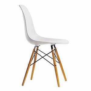 Dsw Stuhl Weiß : dsw stuhl von vitra eames plastic side chair dsw ~ Markanthonyermac.com Haus und Dekorationen