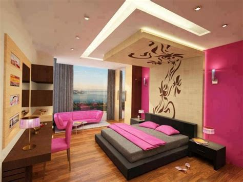 eye catching bedroom ceiling designs 2015 white flat