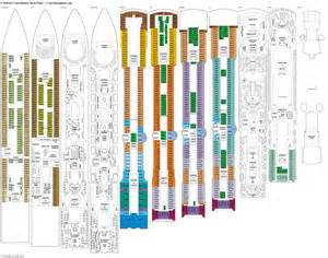 equinox deck plan pdf
