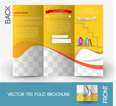Brochute Template Free Download by Brochure Free Vector Download 2 389 Free Vector For