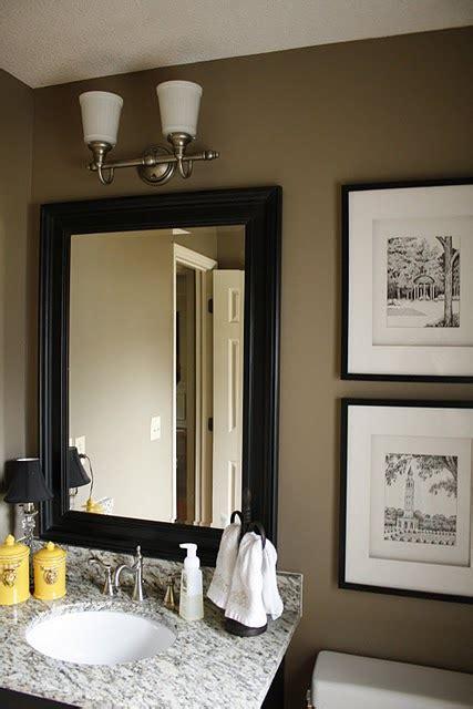 inspiration half bathrooms dans le lakehouse