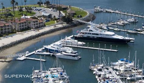 Yacht Jobs San Diego by Kona Kai Marina San Diego Superyachts