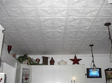 styrofoam polystyrene ceiling tiles flickr photo