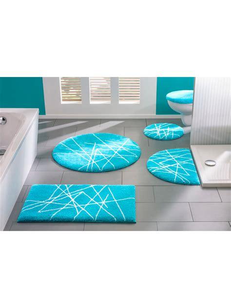 tapis de salle de bain tapis wc descentes de bain helline