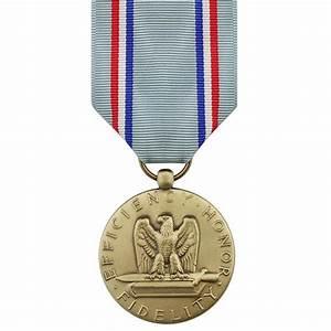 USAF Good Conduct Full Size Medal – Vanguard