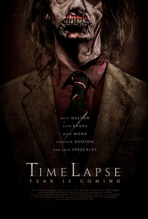 Time Lapse Short Film Poster #2  Sfp Gallery