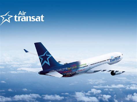 air transat l ouest canadien via montr 233 al au d 233 part de province 224 l 233 t 233 2017