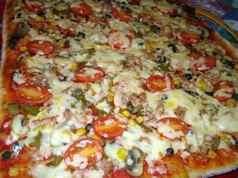 recette de pate a pizza maison par cuisinestyle