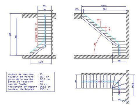fabrication d un escalier page 2 copain des copeaux
