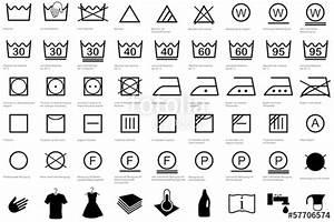Symbole Auf Waschmaschine : w schezeichen pflegesymbole w sche waschen reinigen erkl rung stockfotos und lizenzfreie ~ Markanthonyermac.com Haus und Dekorationen