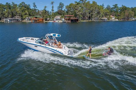 Wake Boat For Sale Victoria by New Chaparral 264 Surf Trailer Boats Boats Online For