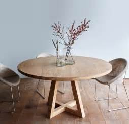 la plus originale table de cuisine ronde en 56 photos