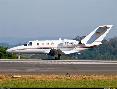 EC-IVJ - Executive Airlines Cessna 525 CitationJet at La Coruña | Photo ID 636665 | Airplane ...