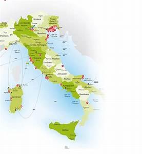 Italienische Schweiz Karte : karte italien gebetsroither ~ Markanthonyermac.com Haus und Dekorationen