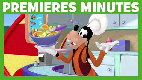 la maison de mickey premi 232 res minutes chef dingo 224 gogo