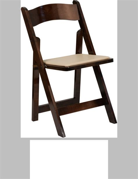hercules series fruitwood wood folding chair with vinyl padded seat xf 2903 fruit wood gg