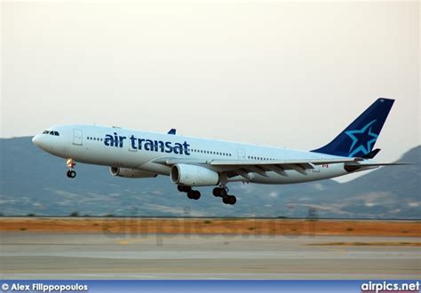 airpics net c ggts airbus a330 200 air transat medium size