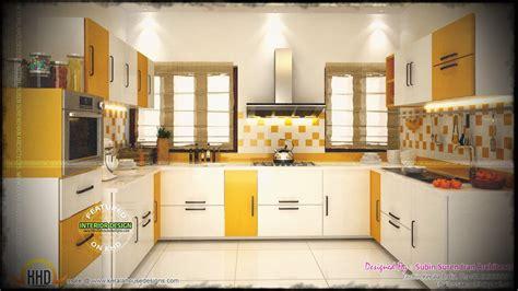 Home Interior Kitchen Design Photos : Kitchen Interior Design Kerala Simple Style Indian Picture